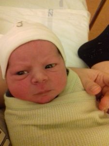 Joshua Brendan James was born November 25, 2017