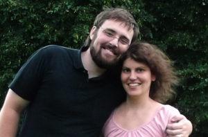 Chris and Lili James