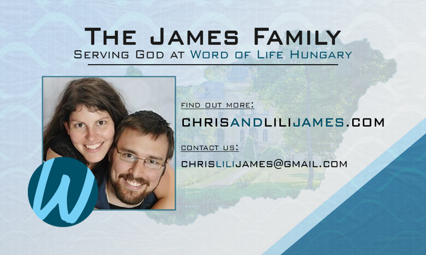 James family business card 2017